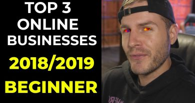 Easy Online Businesses For Broke Beginners In 2018/2019