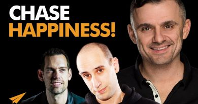 FOCUS on HAPPINESS First! | Gary Vaynerchuk | #Entspresso
