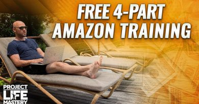 FREE AMAZON FBA TRAINING (Limited Time Only & ASM11 Announcement!)