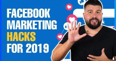Facebook Marketing Hacks for 2019