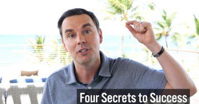 Four Secrets to Success