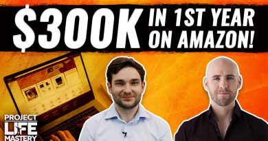 From Video Game Addict To $300,000 In His 1st Year Selling On Amazon FBA