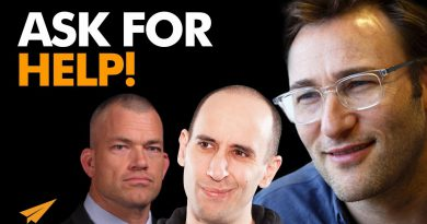 Get HELP When NEEDED!   Simon Sinek   #Entspresso