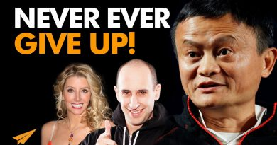 Get USED to Being REJECTED!   Jack Ma   #Entspresso