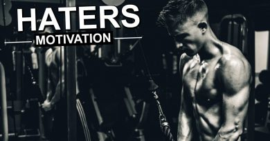 HATERS - MOTIVATION