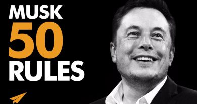 HOW Elon Musk Became One of the World's RICHEST Men! | Top 50 Rules