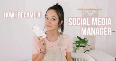 HOW I BECAME A SOCIAL MEDIA MANAGER | MY NEW BUSINESS