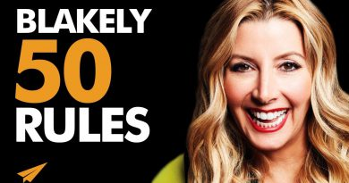 HOW Sara Blakely Became a BILLIONAIRE | SPANX Founder | Top 50 Rules