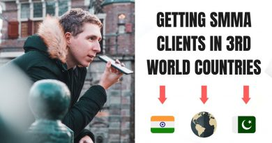 HOW TO LAND SMMA CLIENTS IF YOU LIVE IN A THIRD WORLD COUNTRY! (Social Media Marketing Agency)
