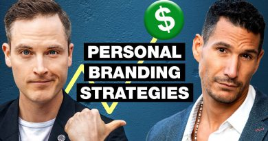 How To Build a Million Dollar Business From Your Personal Brand