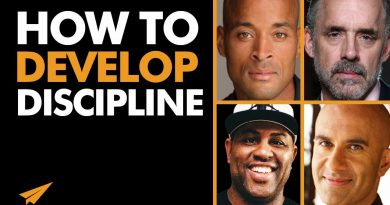 How To Develop SPARTAN DISCIPLINE! | #BelieveLife