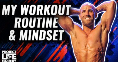 How To Transform Your Body (My Workout Routine & Mindset)