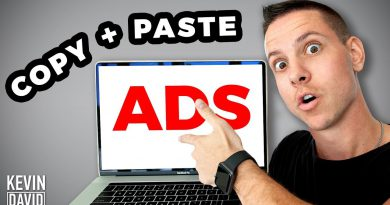 How to Copy And PASTE Ads and Make $100 - $500 Per Day (Make Money Online!)