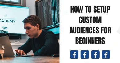 How to Create And Setup Facebook Ad Custom Audiences (Tutorial For Beginners)