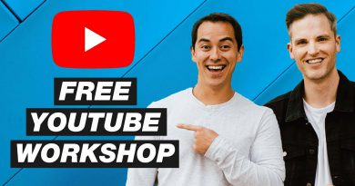 How to GROW Your YouTube Channel 2020 (Free YouTube Workshop)