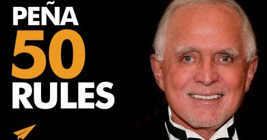 How to NOT DIE BROKE | The TRILLION Dollar Man | Dan Pena | Top 50
