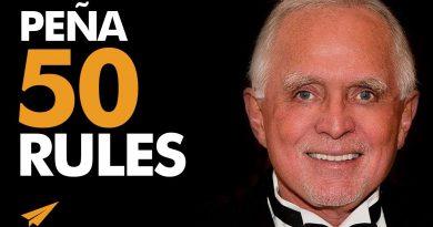 How to NOT DIE BROKE | The TRILLION Dollar Man | Dan Pena | Top 50