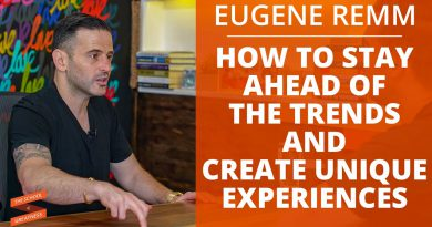 How to Stay Ahead Of The Trends and Create Unique Experiences | Eugene Remm and Lewis Howes