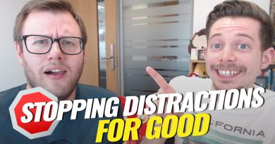 How to Stop Getting Distracted By Shiny Objects and Focus for Bigger Results