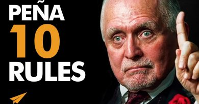 How to Turn Your DREAMS Into a REALITY! | Dan Pena | Top 10 Rules