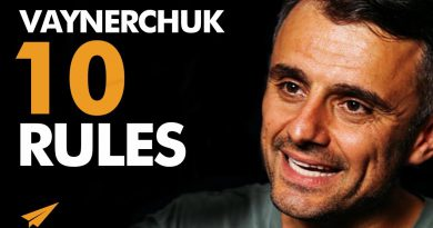 I Think People VALUE MONEY Too Much! | Gary Vaynerchuk | Top 10 Rules