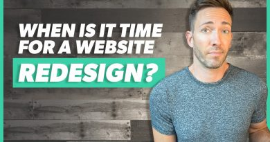 Is it Time For a Website Redesign? Here's How to Know For Sure