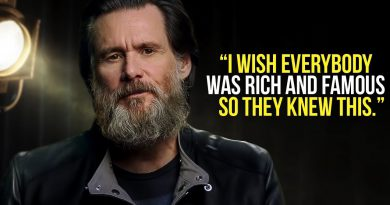 Jim Carrey Leaves the Audience SPEECHLESS   One of the Best Motivational Speeches Ever