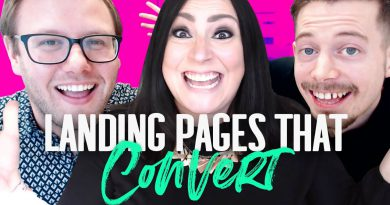 Landing Pages that Convert | 5 MUST HAVE Elements to Grow Your List