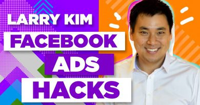 Larry Kim's Top 5 Favorite Facebook Marketing Hacks for 2020 and Beyond