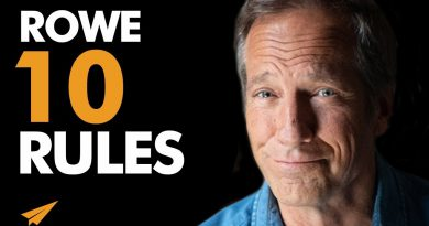 Learning From DIRTY JOBS | Mike Rowe's Best ADVICE | Top 10 Rules