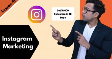 Lesson-10: Instagram marketing step-by-step : Get 10,000 followers in 30 days | Ankur Aggarwal