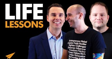 Life Lessons from Brendon Burchard | #SomethingToProve