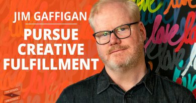 Life Lessons from a Comedy Genius | Jim Gaffigan and Lewis Howes