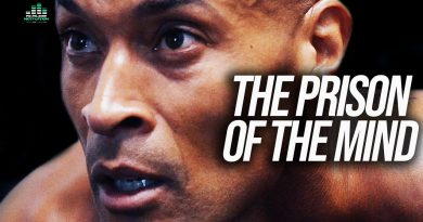MASTER YOUR MIND - Motivational Video Ft. David Goggins (Prison of The Mind)
