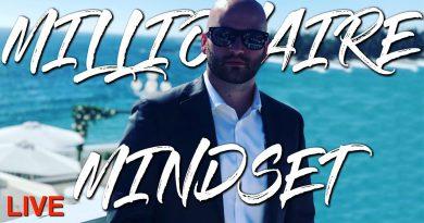 Millionaire Mindset: 5 Steps Live