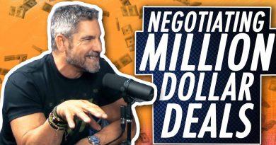 Negotiating Million Dollar Deals - Grant Cardone