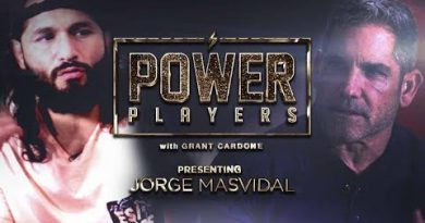 Power Players - Jorge Masvidal