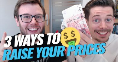 Pricing Strategy | How to Comfortably Raise Your Prices 💰