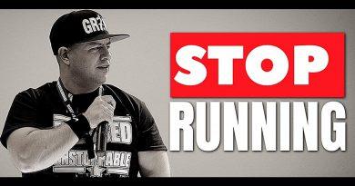 STOP RUNNING - Dr. Billy Alsbrooks - Best Motivational Speeches (Motivation)