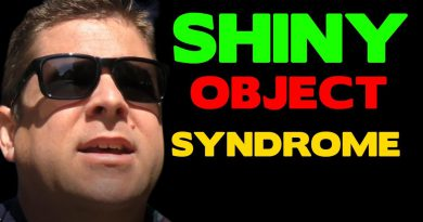 Shiny Object Syndrome - END Info Overload For Good And Start Making Money!