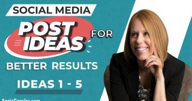 Social Media Post Ideas for Better Results [Ideas 1 - 5]
