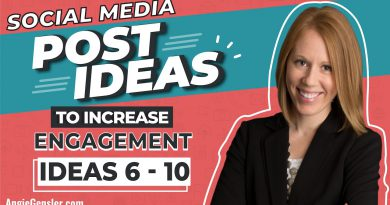 Social Media Post Ideas to Increase Engagement [Ideas 6 - 10]