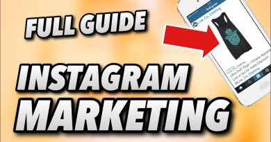 T-Shirt Marketing: Instagram