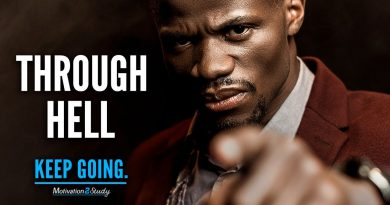 THROUGH HELL - New Motivational Video Compilation for Success, Students & Studying Hard