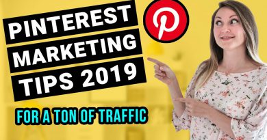 TOP 5 Pinterest Marketing Tips 2019 | Guaranteed Pinterest Growth Strategy for Business and Bloggers