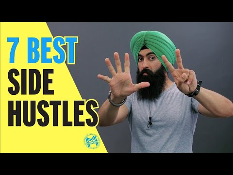 The 7 BEST Side Hustles You Can Start Today