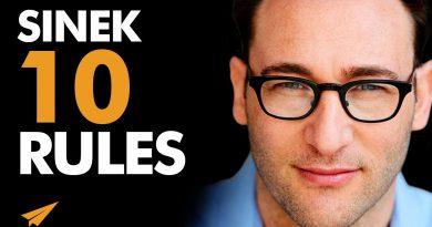 The ADVICE That BROKE the INTERNET | Simon Sinek | Top 10 Rules