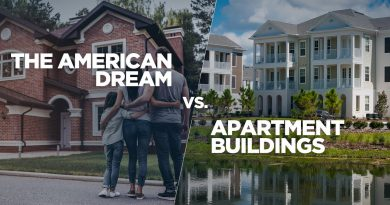 The American Dream Vs. Apartment Buildings - Real Estate Investing Made Simple