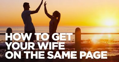 The G&E Show - How to get your wife on the same page