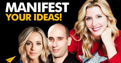 Turn Your IDEAS Into REALITY! | Sara Blakely | #Entspresso